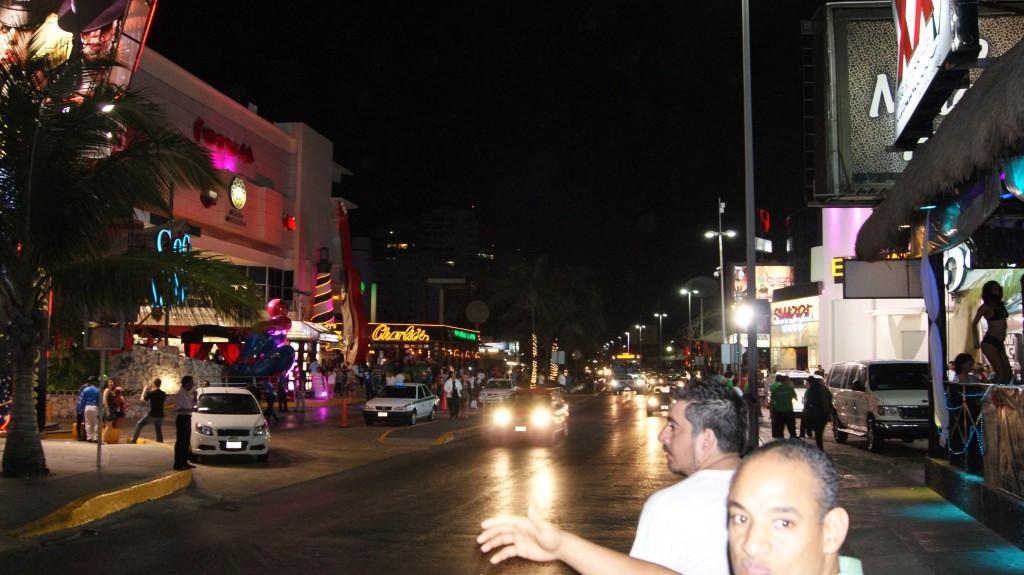 Cancuni kesklinn - melupiirkond!