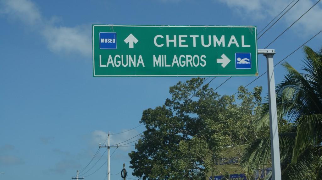 Piirilinna Chetumal!