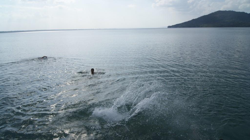 Lago Peten Itza!