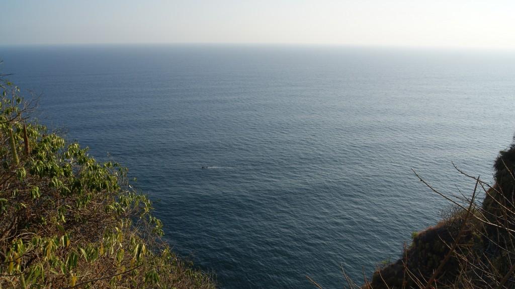 Esimene pilk ookeanile!