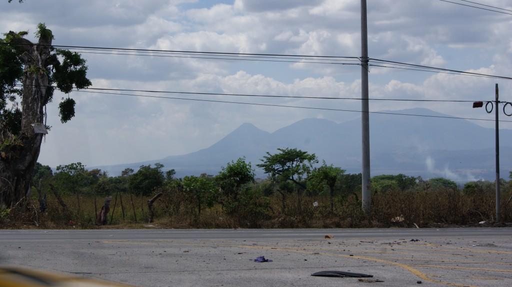 ... kõige väiksem tipp on meie vulkaanimägi kaugelt!