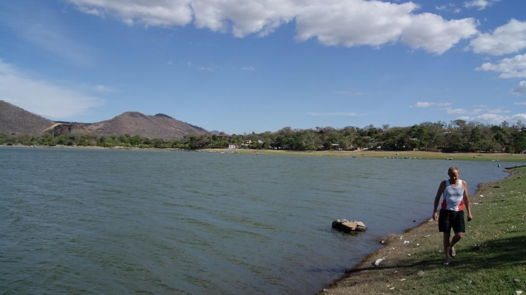 Lago de Güija!