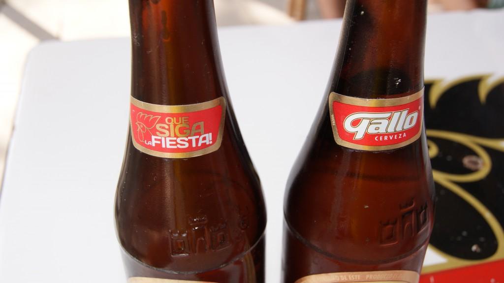 Belize piiril õlut joomas!