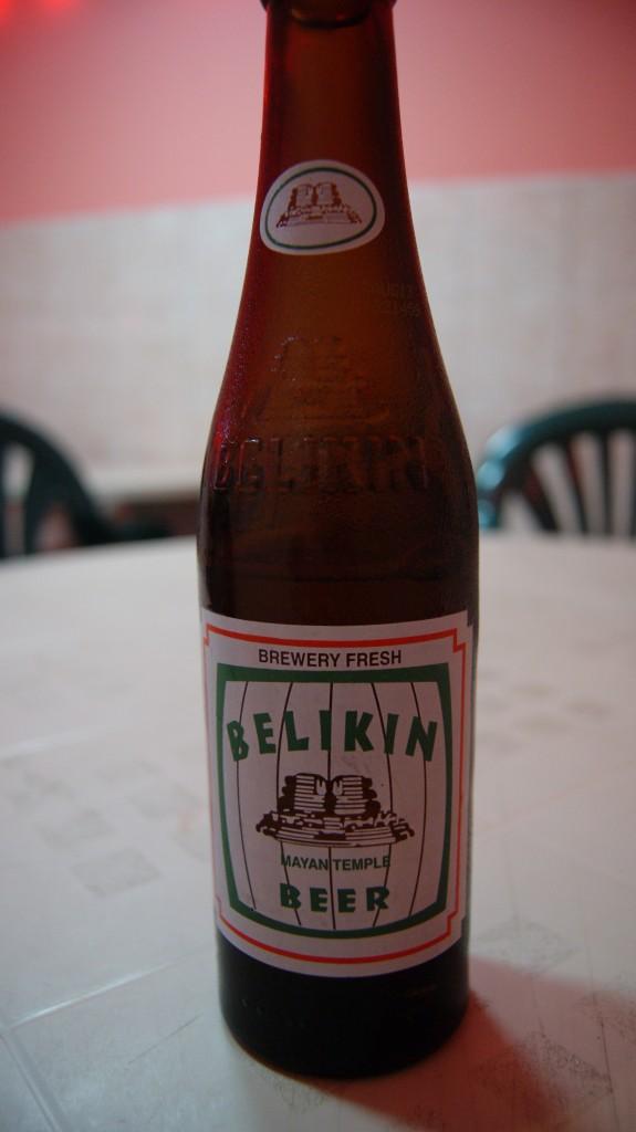 Belize õlu ...