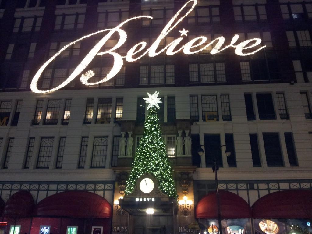 Jõulud olid tulekul!
