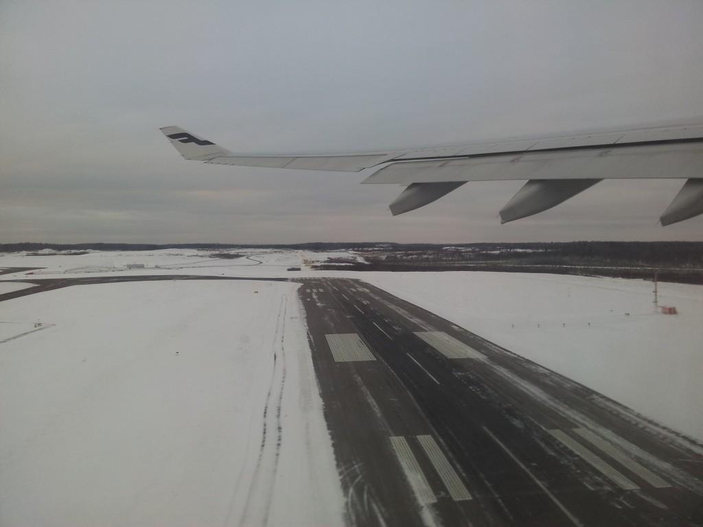Goodbye Helsingi!