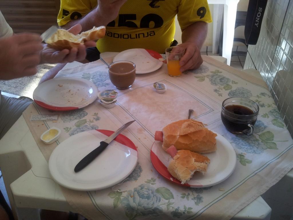hommikusöök adminiga!