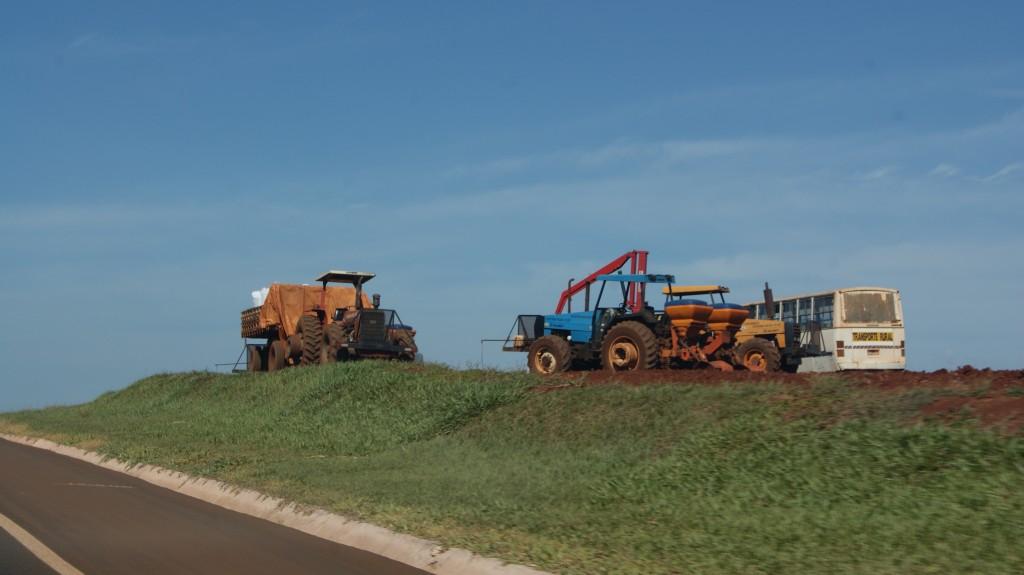 ... põllumajandus toimib!