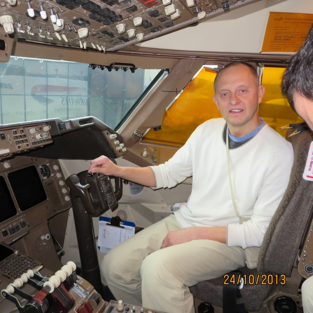 Piloot Mr. Raudsepp!