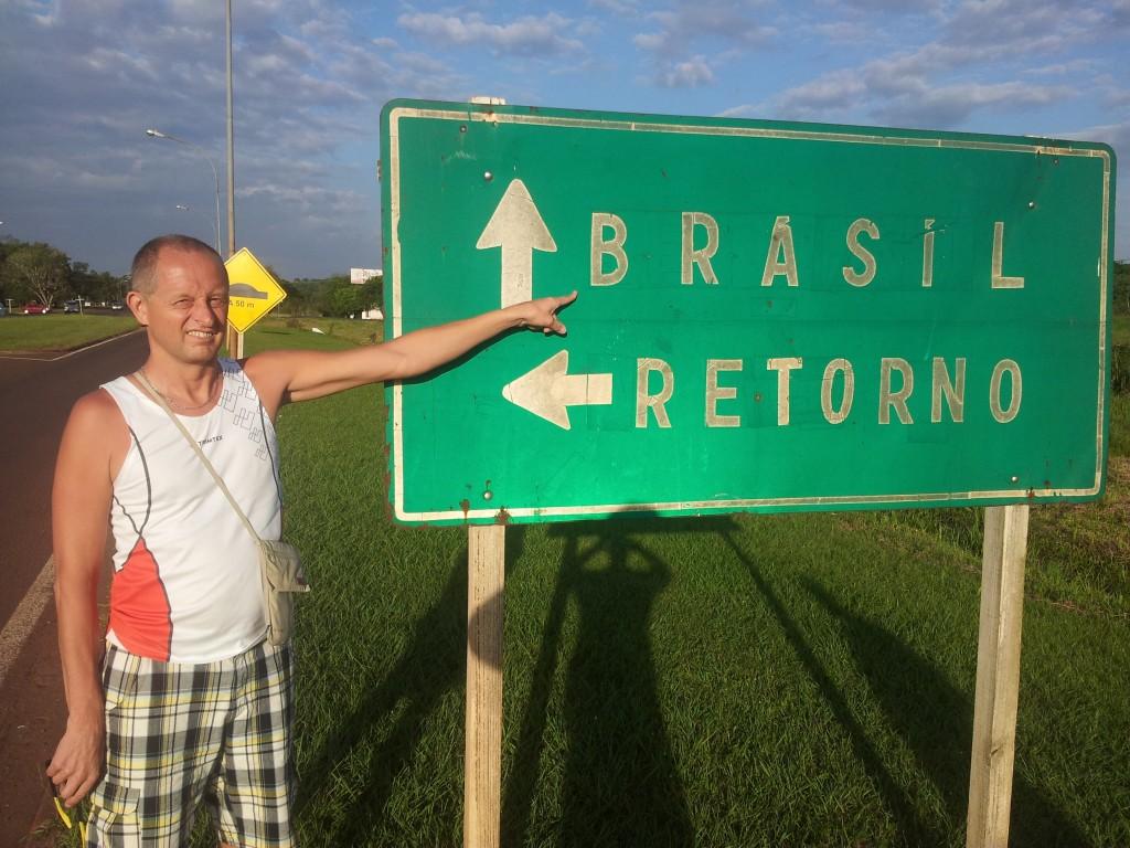 ... back to Brasil!
