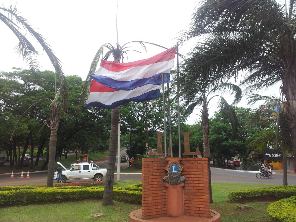 Paraguay lipp!