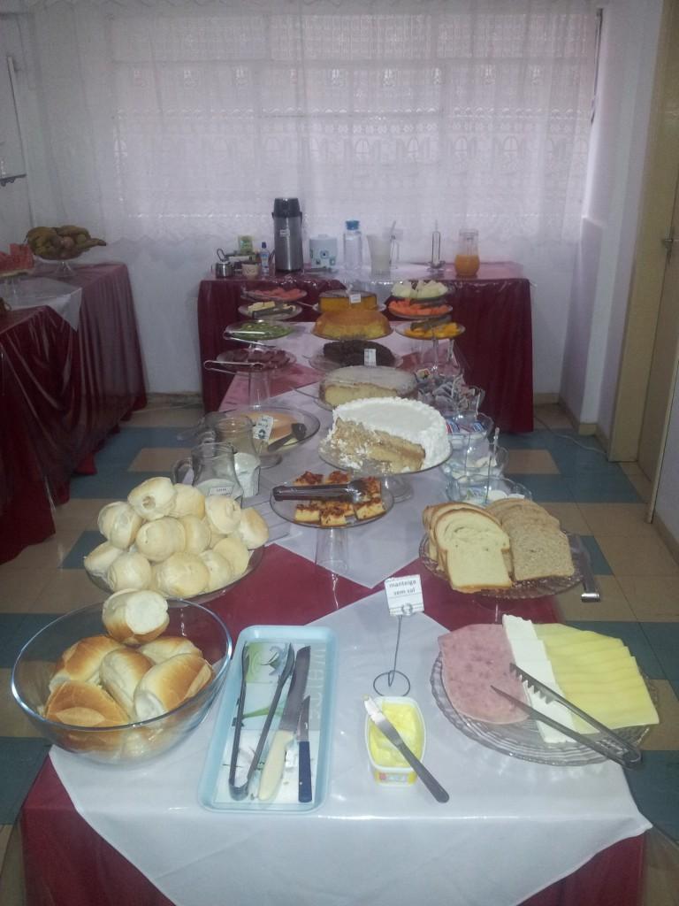... hotellis hommikusöök!