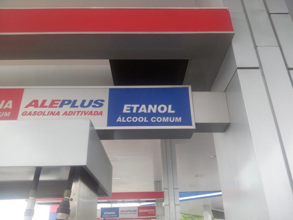 ... Alcot saab isegi bensiinijaamast!