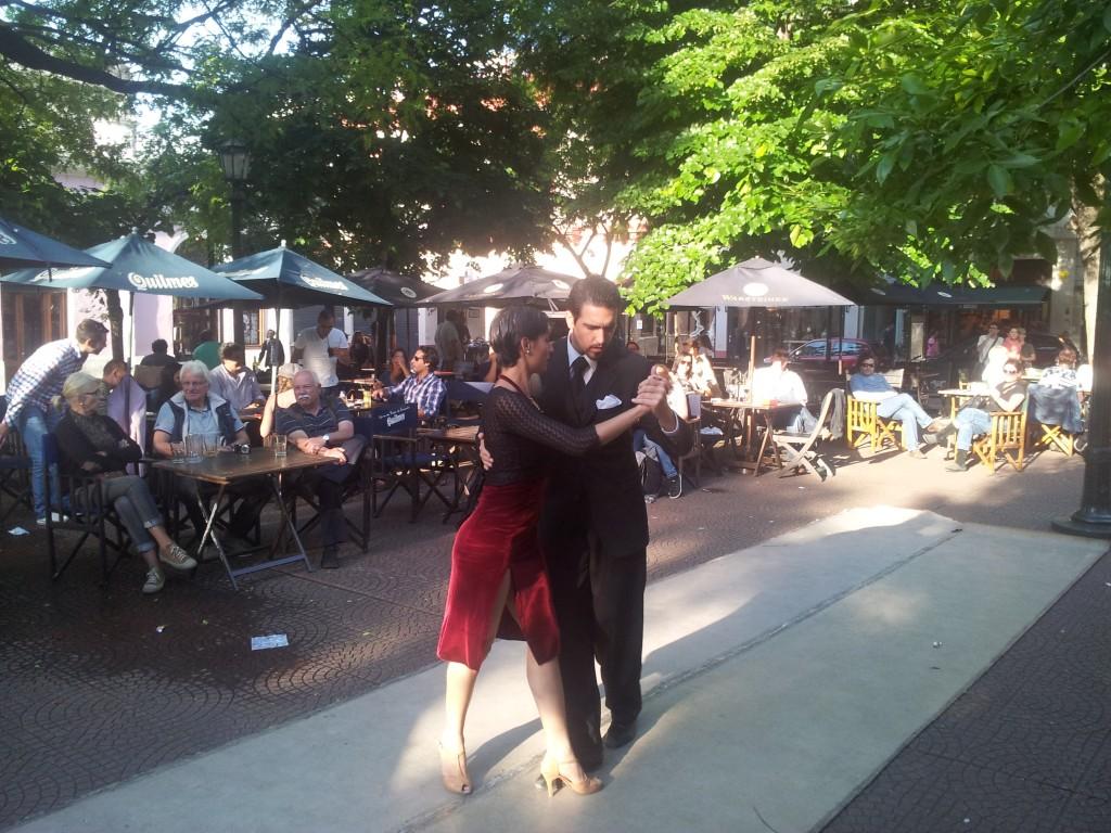 ...graatsiline tango päeval!
