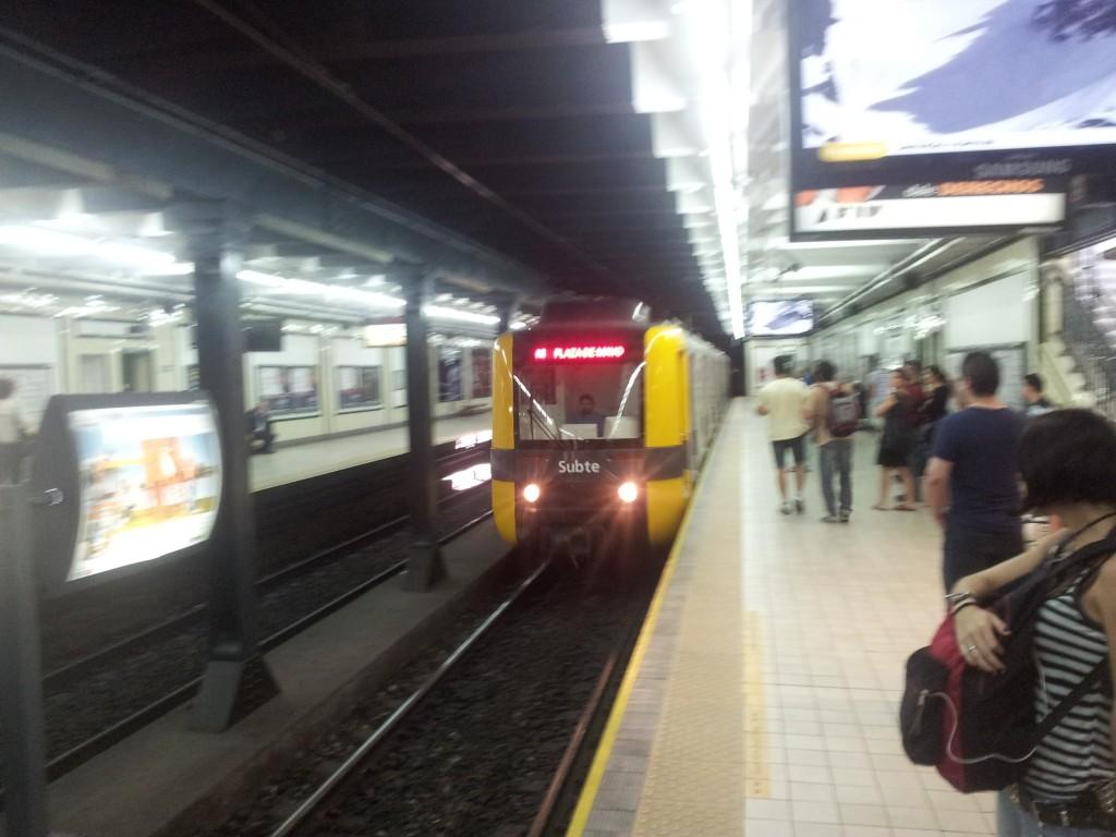Metroos!