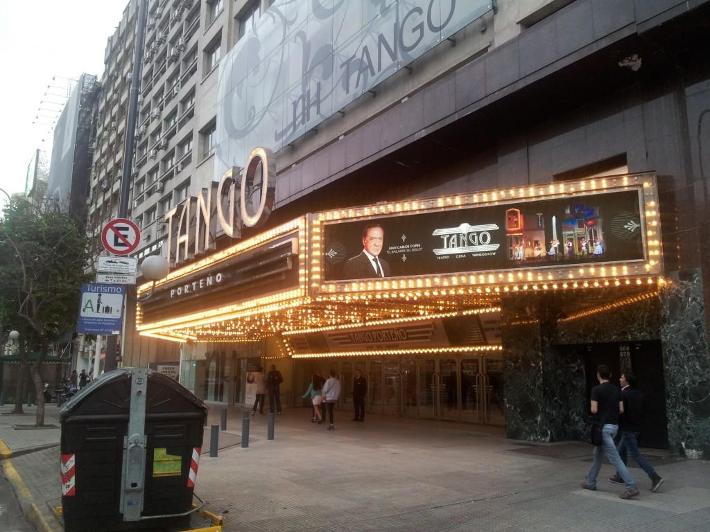 ... tango show-d!