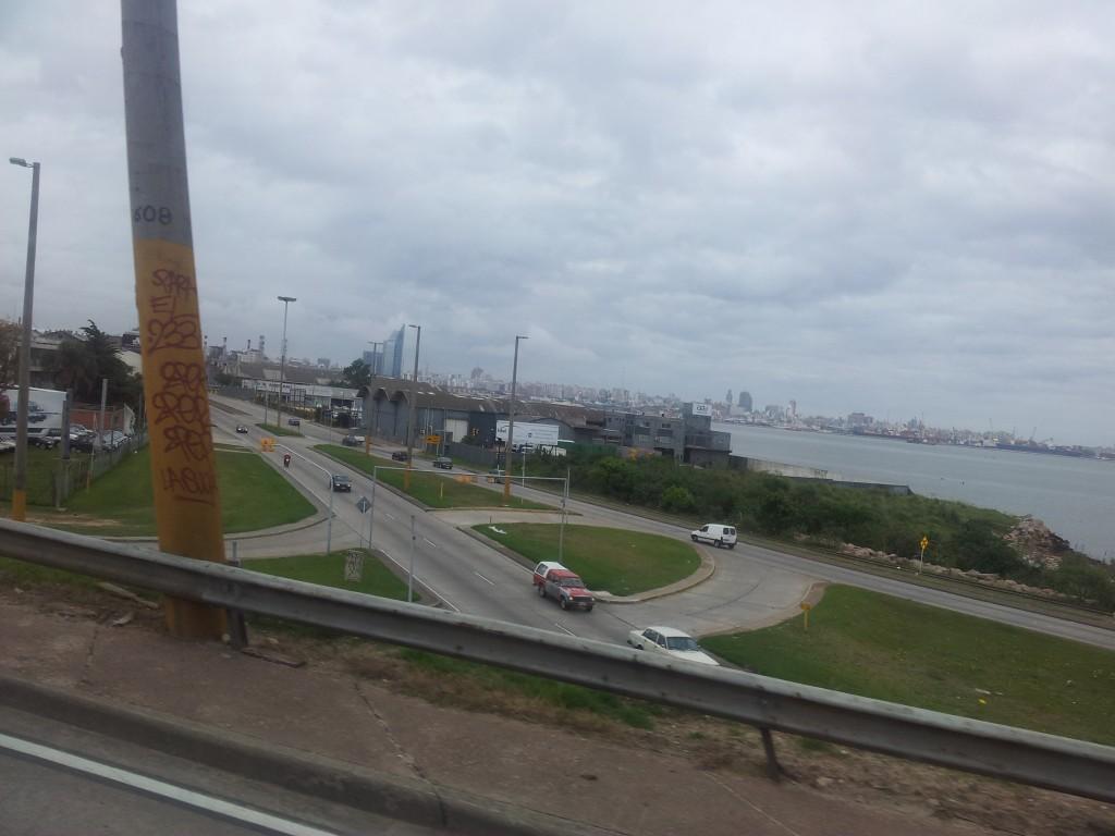 ... Montevideo - Uruguay pealinn!