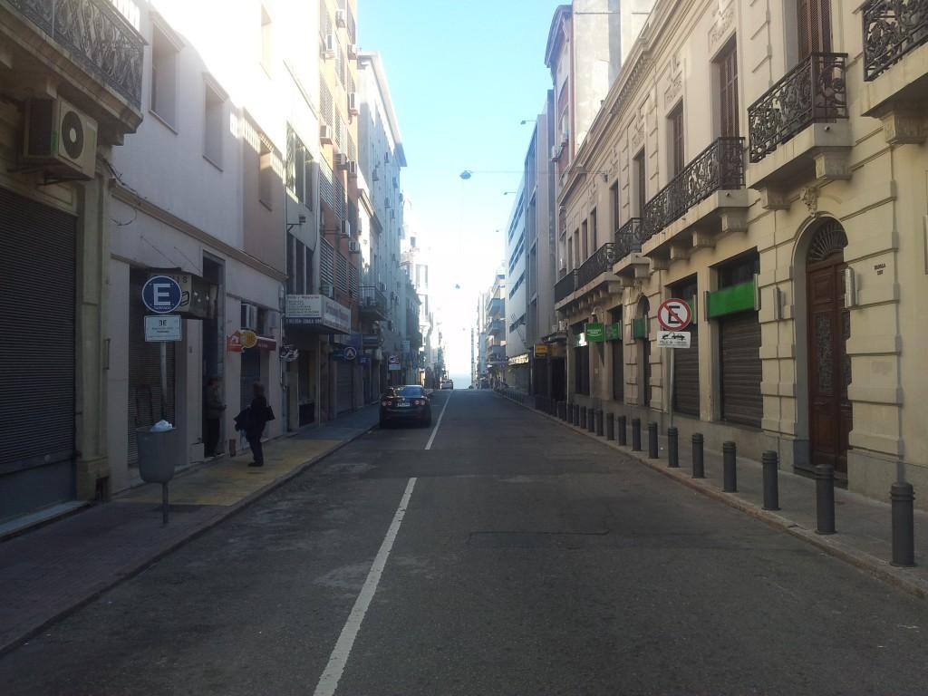 Montevideo!