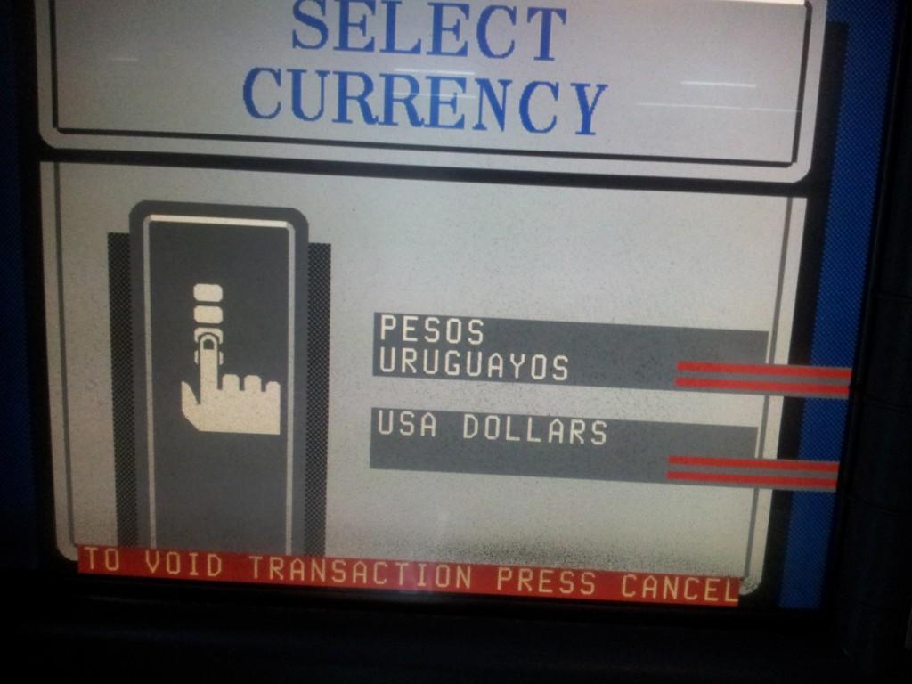 ... ja raha said kui tahtsid ka USD-s, seda ei olnud mina näinud!