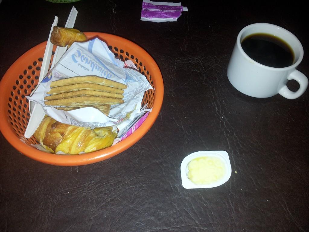 ... õudne hommikusöök!