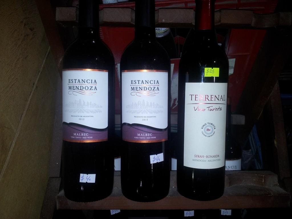 ... ja veinisordid!