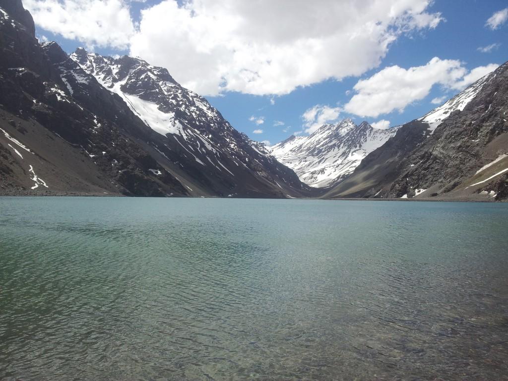 .... maaliline järv del Inca!