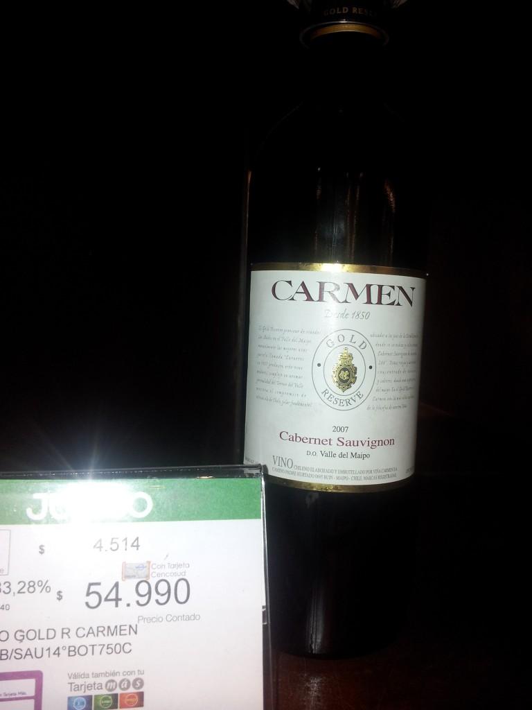 ... poes veinivalikuid, kui tahate hinda teada siis jagage summa 515 saate dollarid ja siis veel jagate 1,3 saate €!