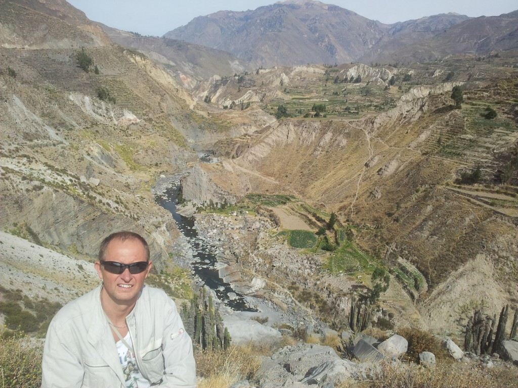 ... Colca Canyonis!