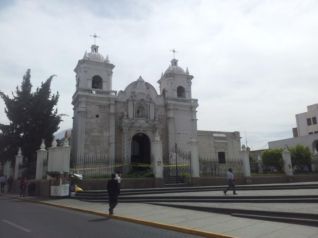 ... Arequipa!