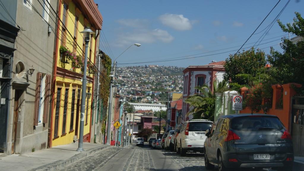 Valparaiso!