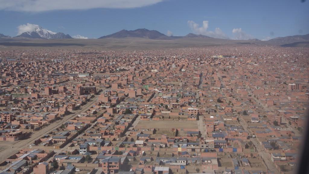 ... El Alto, La Paz eeslinn!
