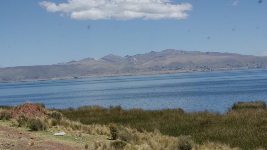 ... Titicaca!