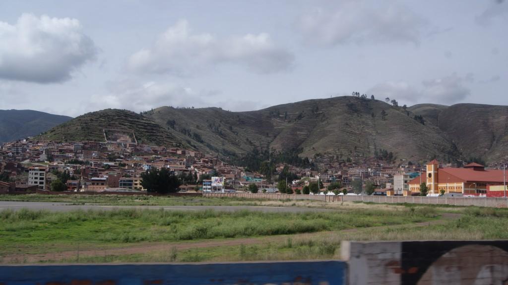 ... sau Cusco!