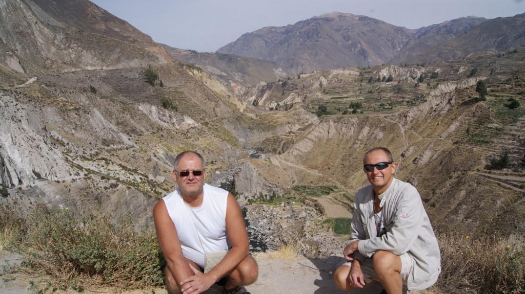 Colca Canyon!