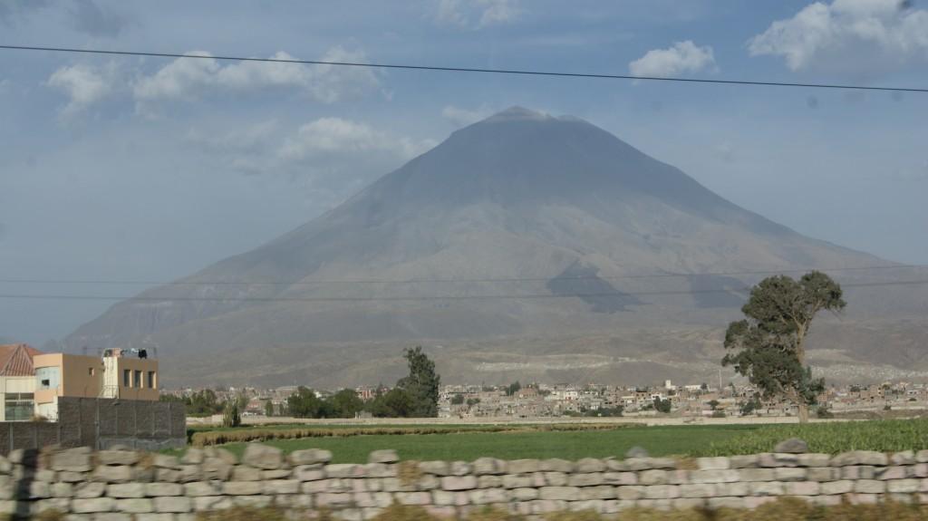 ...vulkaan Misti!