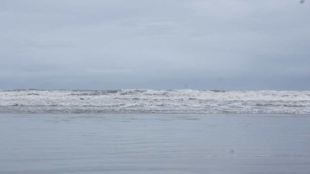 ... metsik ookean!