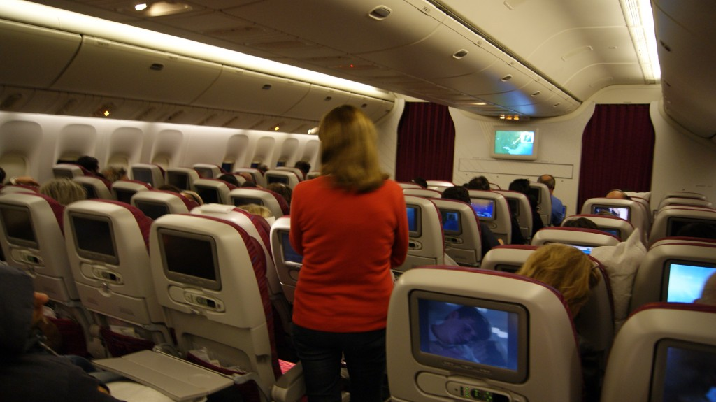 ... meie mugav Qatar Air
