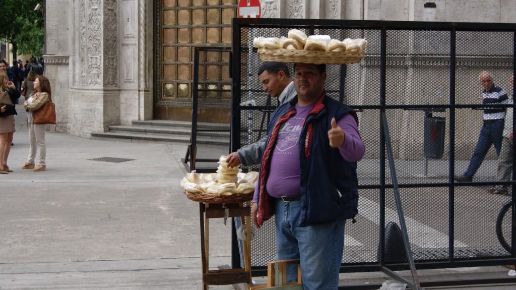 ... tänavakaubandus!