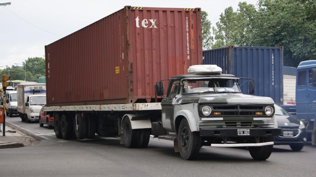 ... konteinerveokid!