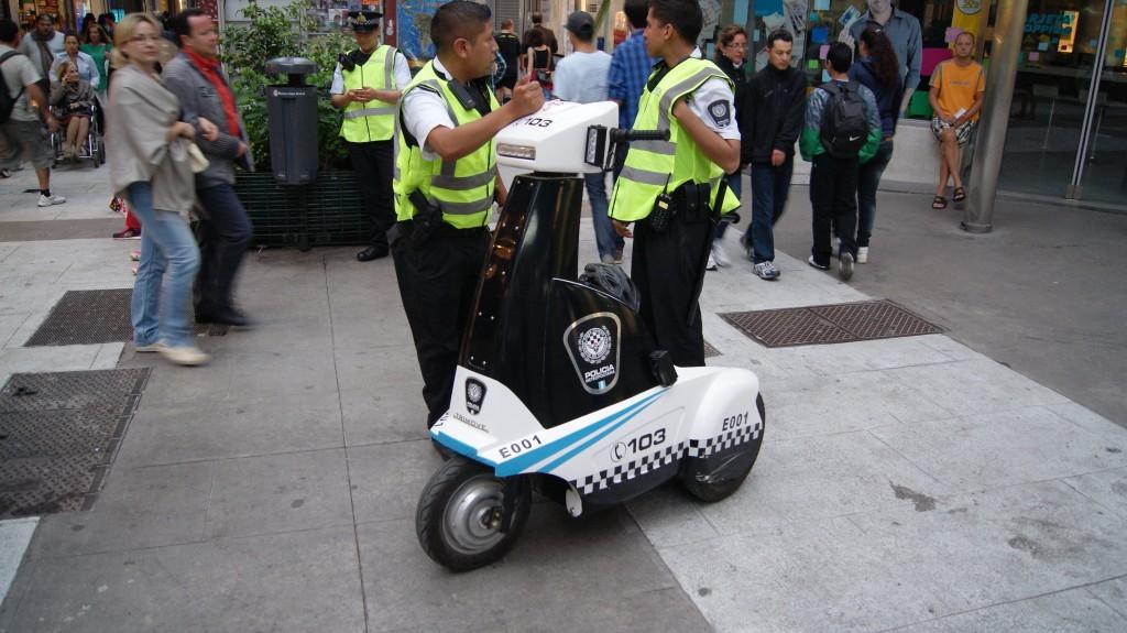 ... politsei liiklusvahend!