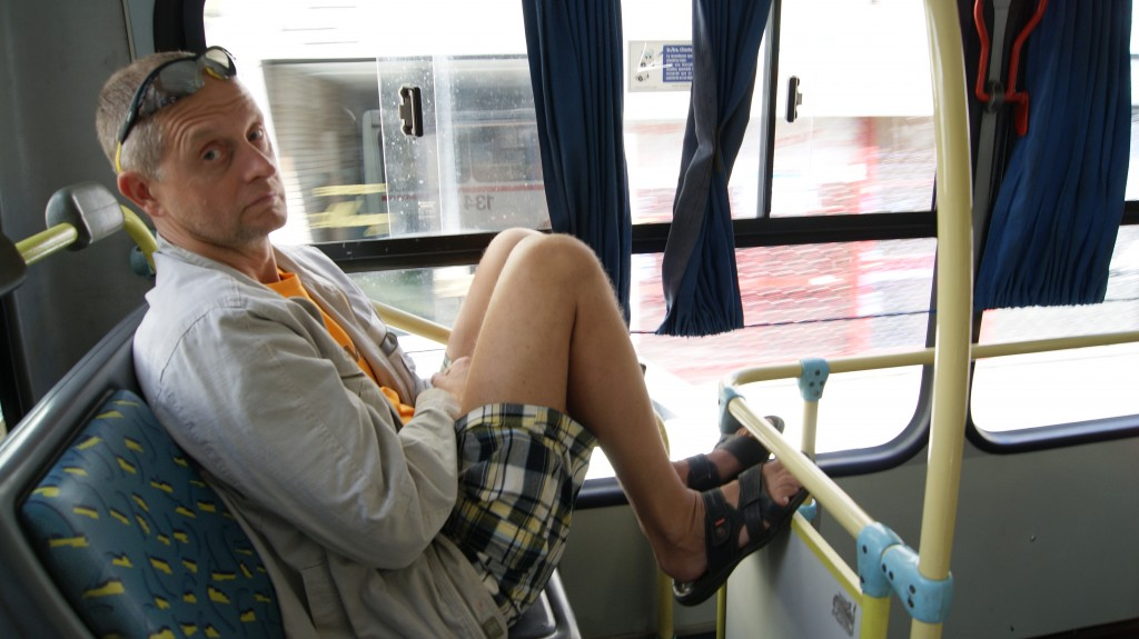 ... bussiga linna!