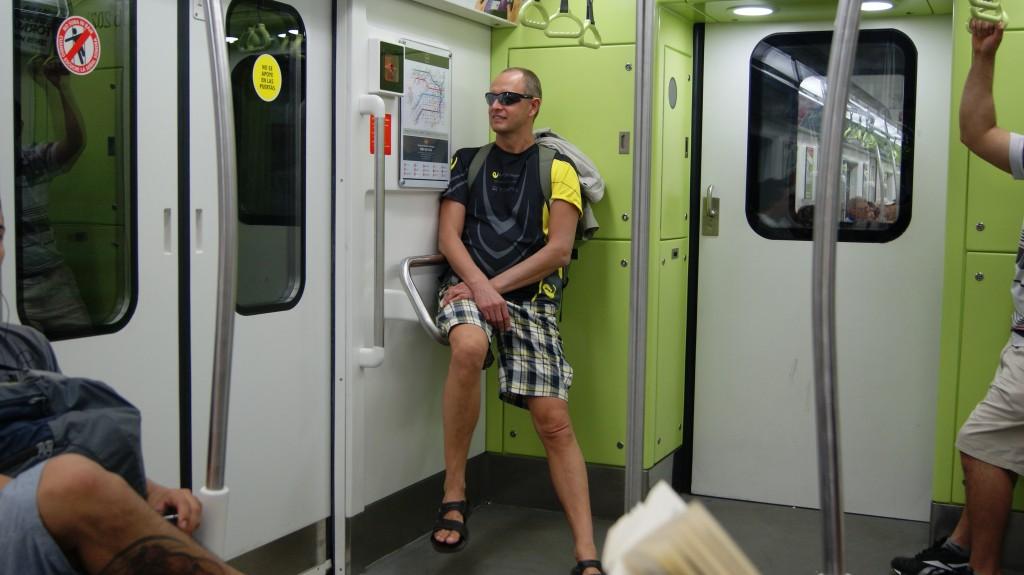 ... metroos!