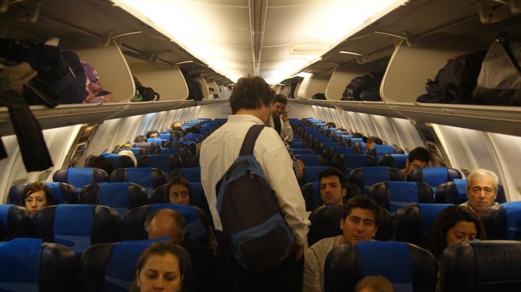 ... lennukiga Mendoza-sse!