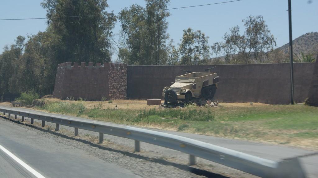 ... teel Los Andes-e linna!